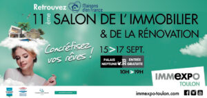 Salon Toulon construction dans le Var
